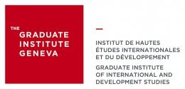 Logo: Graduate Insitute Geneva, Graduate Institue of International and Development Studies