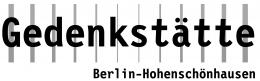 Logo: Gedenkstätte Berlin-Hohenschönhausen